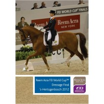 DVD 2012 Reem Acra FEI World Cup Dressage to Music Final 's-Hertogenbosch from trot-online