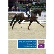 DVD Reem Acra FEI World Cup Dressage Final Gothenburg 2013 from trot-online