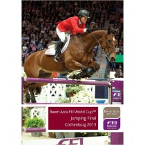 DVD Rolex FEI World Cup Jumping Final Gothenburg 2013 from trot-online