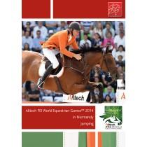 DVD Alltech FEI World Equestrian Games 2014 Normandy Jumping from trot-online