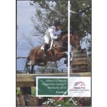 DVD Alltech FEI World Equestrian Games Kentucky 2010 Eventing from trot-online