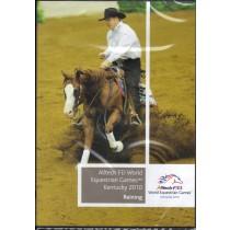 DVD Alltech FEI World Equestrian Games Kentucky 2010 Reining from trot-online