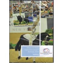 DVD Alltech FEI World Equestrian Games Kentucky 2010 Vaulting from trot-online
