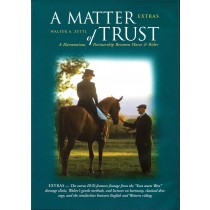 Walter Zettl A Matter of Trust East Meets West DVD