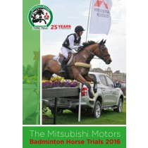 Badminton Horse Trials Review DVD 2016