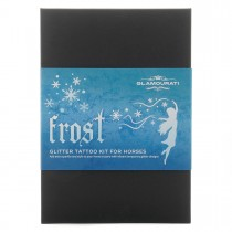 Glamourati Frost Glitter Tattoo Kit for Horses
