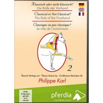Classical or Not Classical The Role of the Forehand Philippe Karl