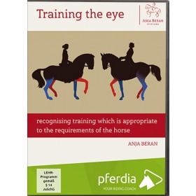Anja Beran Training the Eye DVD