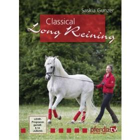 Classical Long Reining Saskia Gunzer DVD