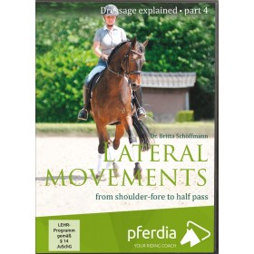 Dressage Explained Part 4 Lateral Movements DVD