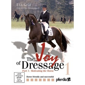 The Joy of Dressage part 1 Motivating the Horse