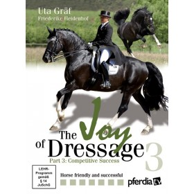 The Joy of Dressage part 3 Competitive Success