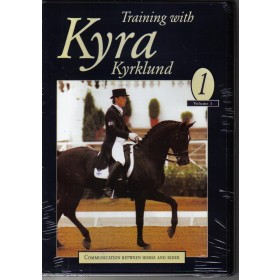Training with Kyra Kyrklund Volume 1 Communication Between Horse and Rider DVD