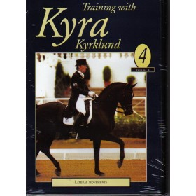 Training with Kyra Kyrklund Volume 4 Lateral Movements DVD