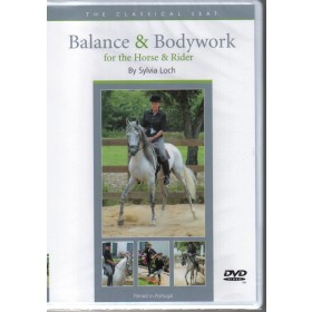 Balance and Bodywork for the Horse and Rider by Sylvia Loch DVD
