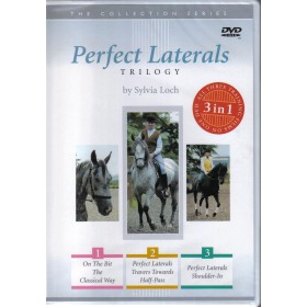 Perfect Laterals Trilogy by Sylvia Loch DVD