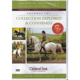 Sensitive Schooling Volumes 2 and 3 Collection Explored and Confirmed Double DVD by Sylvia Loch