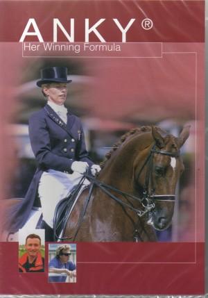 DVD Anky Her Winning Formula Anky van Grunsven from Trot-Online