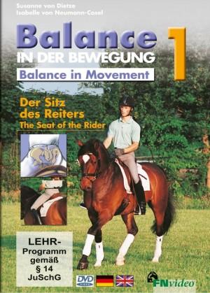 DVD Balance in Movement 1 The Seat of the Rider Susanne von Dietze Isabelle von Neumann-Cosel from trot-online
