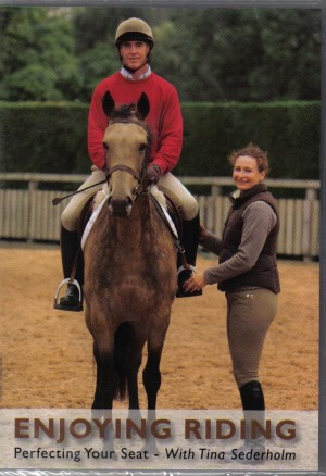 DVD Enjoying Riding Perfecting your Seat with Tina Sederholm from Trot-Online