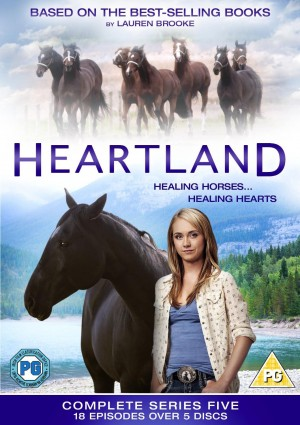 Heartland The Complete Series Five DVD Box Set from trot-online