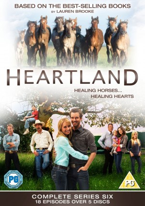 Heartland The Complete Series Six DVD Box Set from trot-online