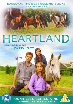 Heartland The Complete Series Nine DVD Box Set from trot-online