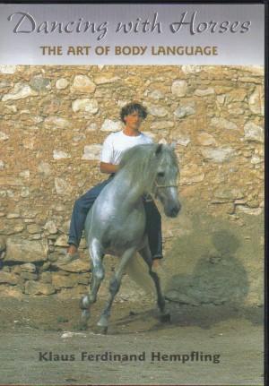 Dancing with Horses The Art of Body Language by Klaus Ferdinand Hempfling DVD
