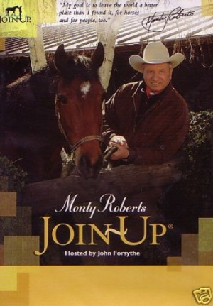 DVD Monty Roberts Join Up from trot-online