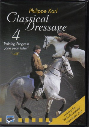 "DVD Classical Dressage with Philippe Karl Volume 4 ""One year later"" from Trot-Online"