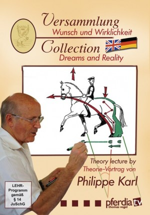 DVD Collection, Dreams and Reality. Theory Lecture by Philippe Karl from trot-online