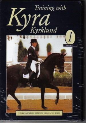 DVD Training with Kyra Kyrklund Volume 1 Communication Between Horse and Rider from Trot-Online