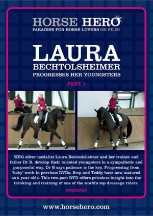 DVD Laura Bechtolsheimer Progresses Her Youngsters Part 2 from trot-online