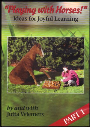 Jutta Wiemers DVD Playing with Horses Ideas for Joyful Learning Part 1 from trot-online